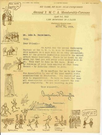YMCA document