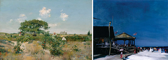 Painterly Controversy: William Merritt Chase and Robert Henri by Kimberly Orcutt