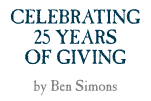 Island Treatures of the Nantucket Historical Association: Celebrating 25 Years of Giving by Ben Simons