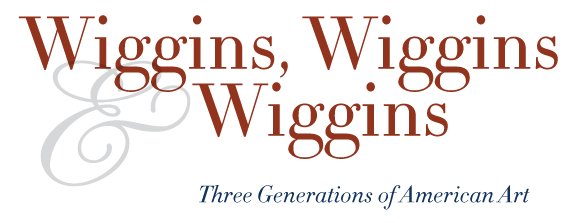 Wiggins, Wiggins & Wiggins: Three Generations of Art