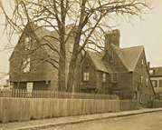 House of the Seven Gables, Salem