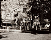 Phelps-Hathaway House, Suffield, CT