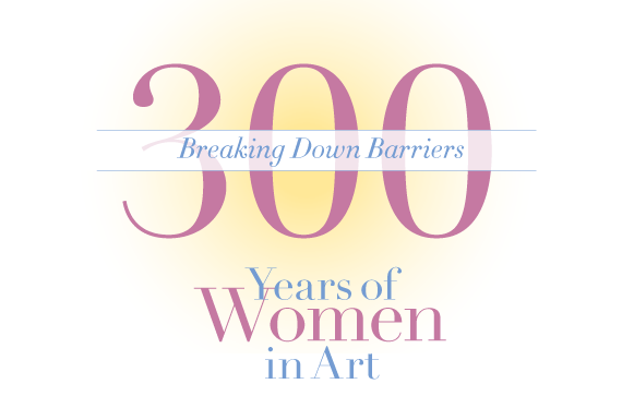 Breaking Down Barriers: 300 Years of Women in Art by Pamela S. Wall