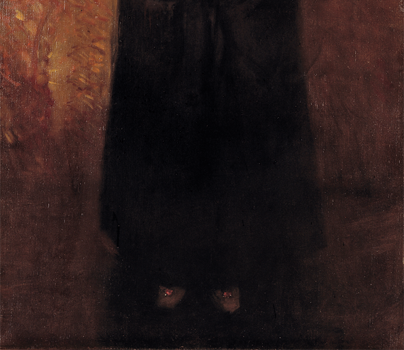 Fig. 1: John Singer Sargent (American, 1856–1925) Isabella Stewart Gardner, 1888 Oil on cavas, 74? x 31½ inches