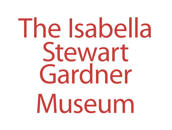 The Isabella Stewart Gardner Museum BY BRITTANY GOOD