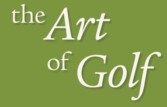 The Art of Golf by Catherine Lewis