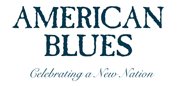 American Blues: Celebrating a New Nation by by Pat Halfpenny and Laura Johnson