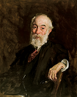 Fig. 4: Robert Henri (1865–1929) John Butler Yeats, 1909 Oil on canvas, 32-1/4 x 26-3/8 inches Courtesy, Hirshhorn Museum and Sculpture Garden, Smithsonian Institution, Washington, D.C.; gift of the Joseph H. Hirshhorn Foundation (1966)