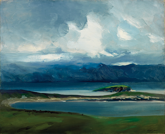 Fig. 5: Robert Henri (1865–1929) West Coast of Ireland, 1913 Oil on canvas, 26 x 32 inches Courtesy, Everson Museum of Art; museum purchase (1958.6)