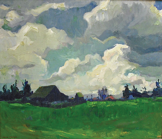Fig. 8: Armin Hansen (1886–1957) Before the Storm, 1935 Oil on canvas, 35 x 41 inches Courtesy, Monterey Museum of Art, Monterey, Calif. Gift of Jane and Justin Dart