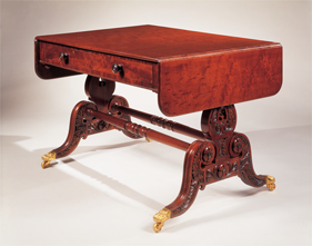 Classical furniture in federal philadelphia for Furniture r us philadelphia