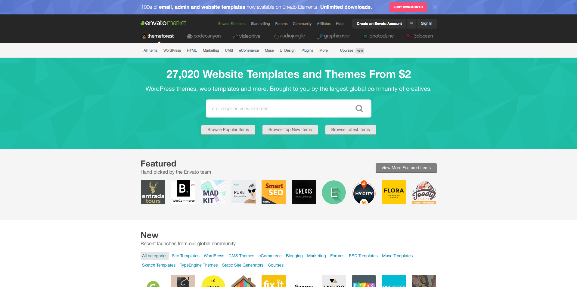 Theme Forest Affiliate Marketing