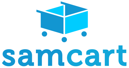 Samcart big logo affiliate marketing