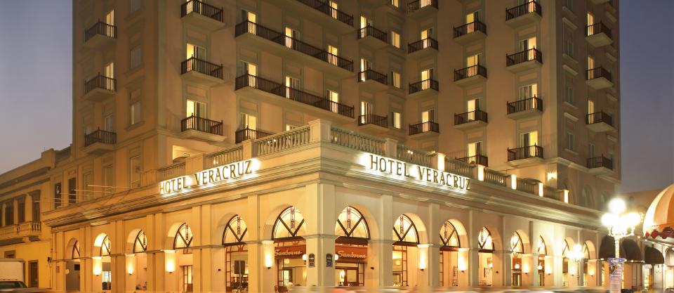 hotel veracruz centro hist243rico