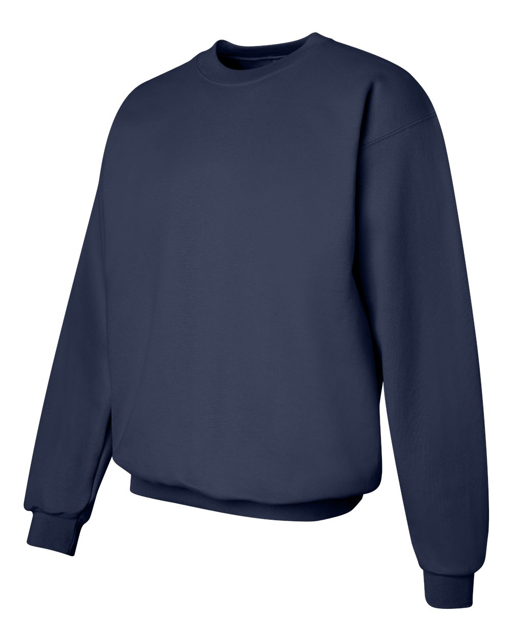 Hanes Men/'s 9.7 oz Cotton 90//10 Fleece Crew F260 S-2XL