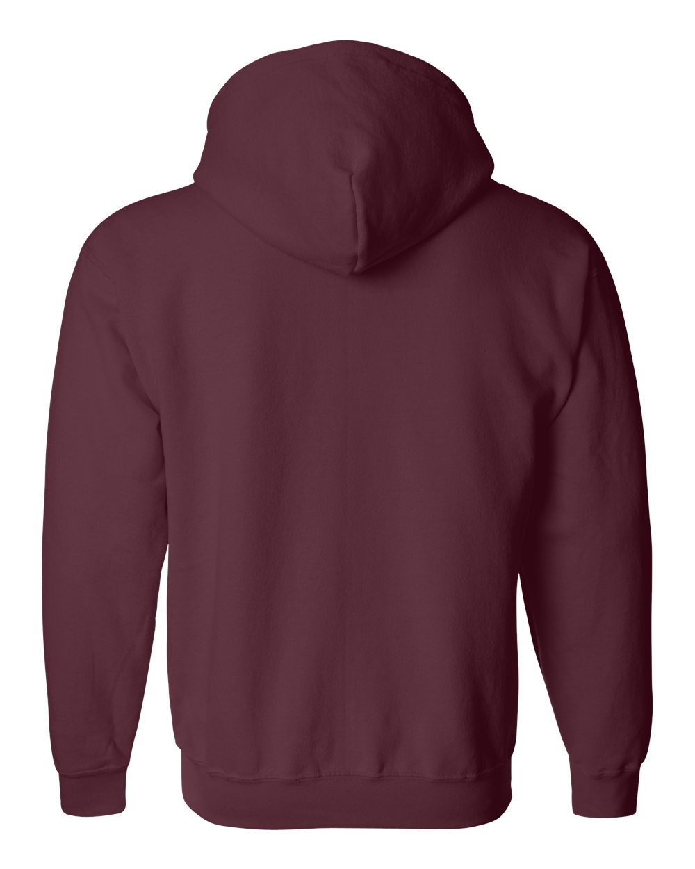 Gildan Mens Heavy Blend 8 oz 50//50 Full-Zip Hood G186 Size S-5XL