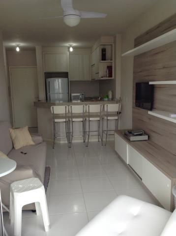 3. Sala de estar e cozinha