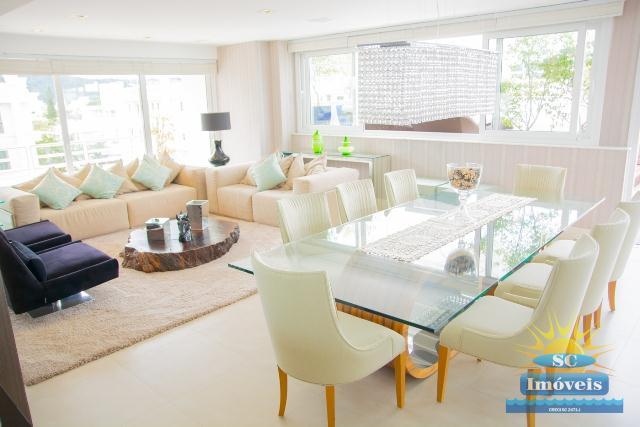 5. sala de estar e jantar