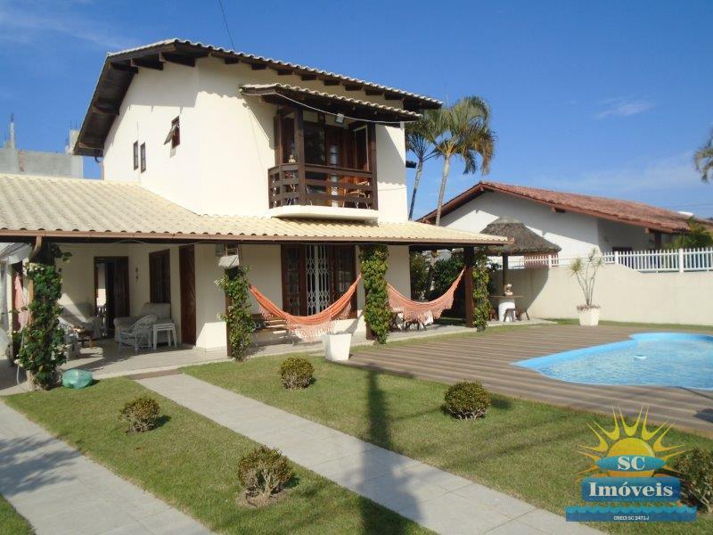 Casa Código 14128 para alugar em temporada no bairro Ingleses na cidade de Florianópolis