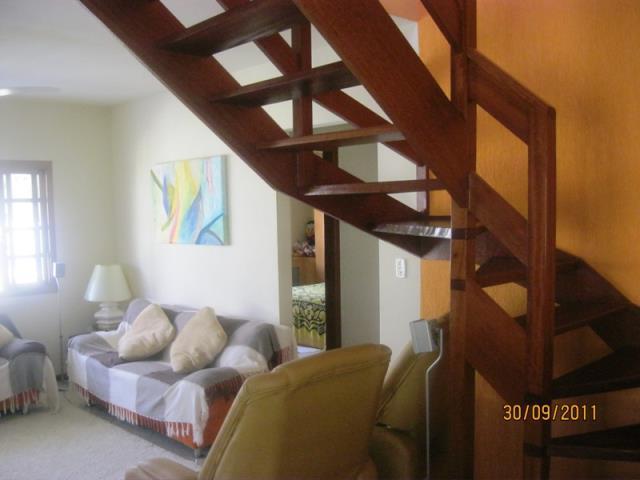 21. sala e escada