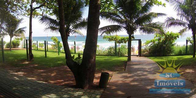 10. jardim e acesso a praia