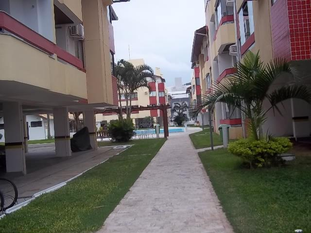 25. área interna do condomínio