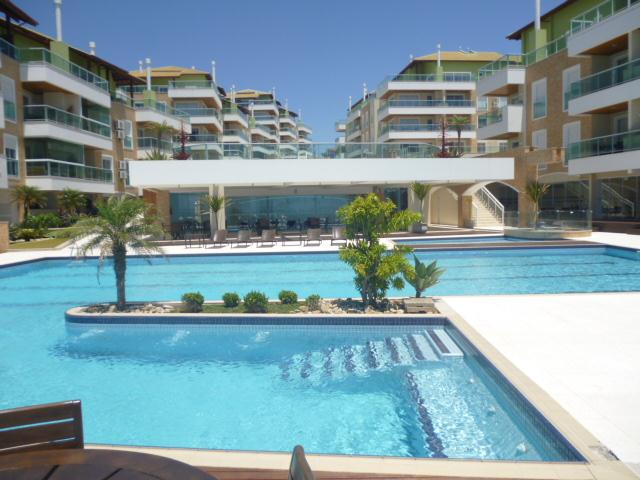 32. Vista da piscina