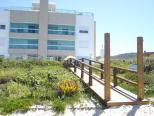 Deck acesso a praia