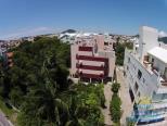 fachada vista aérea
