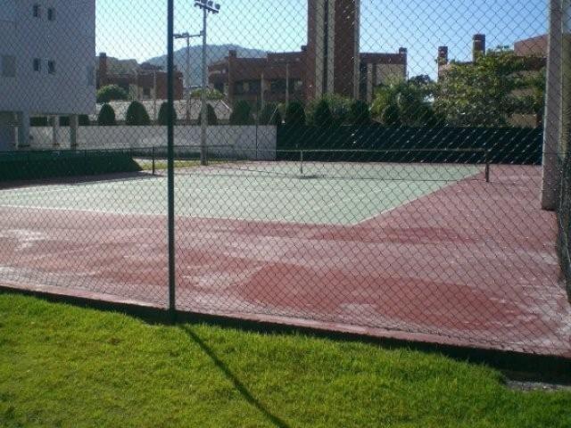 41. Quadra de tênis