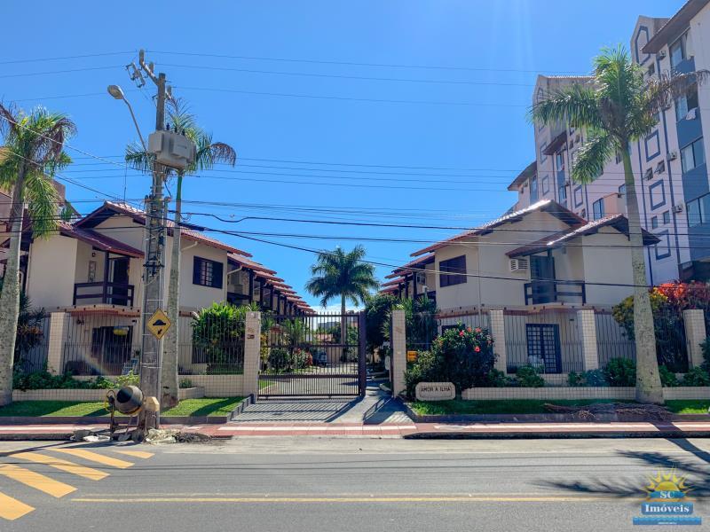ApartamentoCódigo 8381 para temporada no bairro Ingleses na cidade de Florianópolis