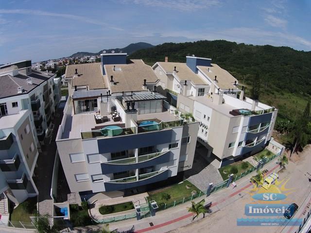 Cobertura Código 14709 para alugar em temporada no bairro Ingleses na cidade de Florianópolis