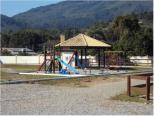 quiosque e playground