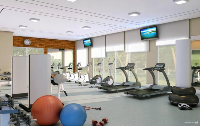 12. Fitness center