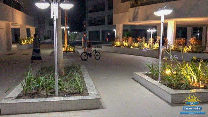 21. Área comum noite