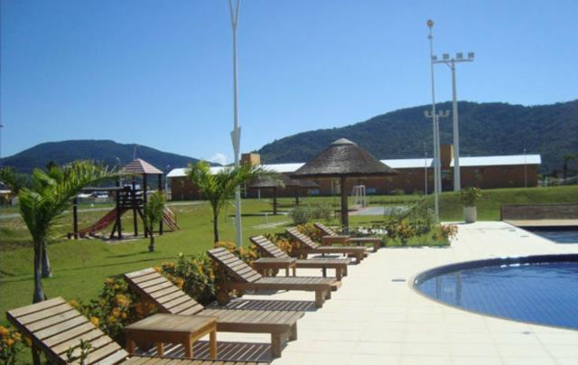 11. área das piscinas