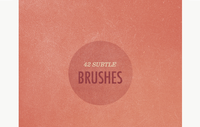 Subtle Grunge Brushes - Set 2
