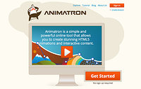 Animatron is a simple and powerful online tool tha