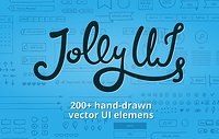 Jolly UI kit
