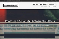 FilterGrade - Photoshop Actions