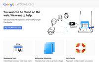 Google Webmasters 