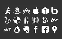 Just Vector Social Icons
