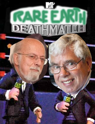 Celebrity Deathmatch Copyright: MTV