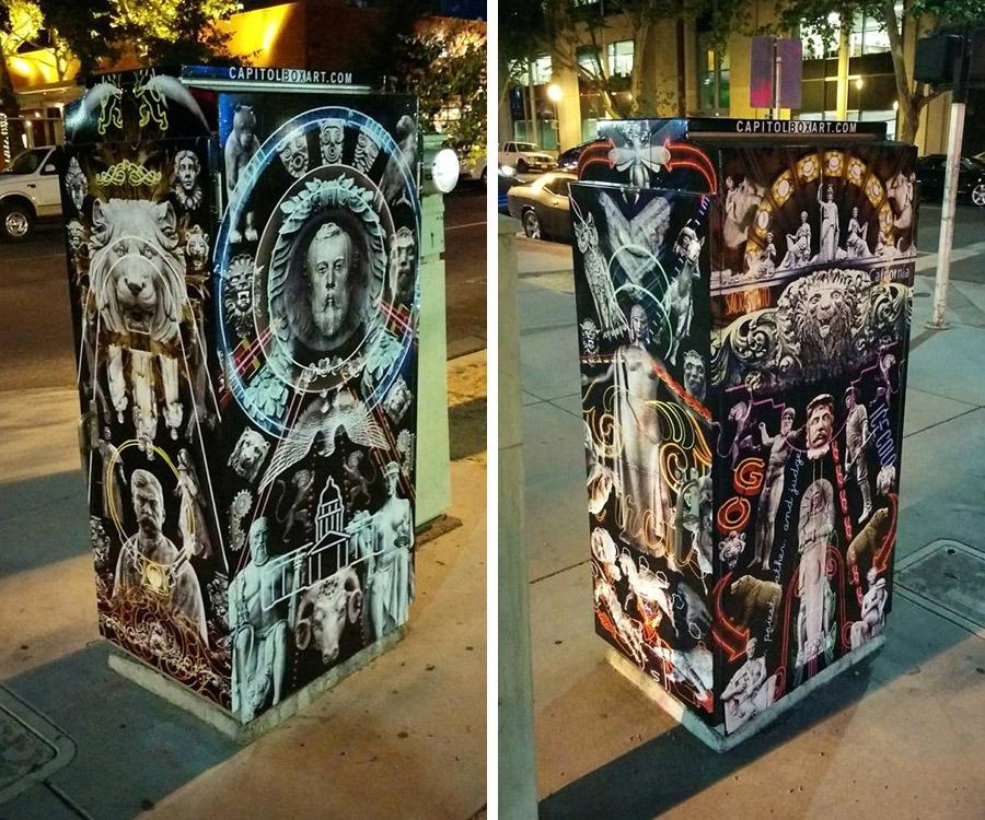 image from Public Art - Utility Box Wraps group