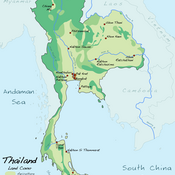 Thailand Land Cover