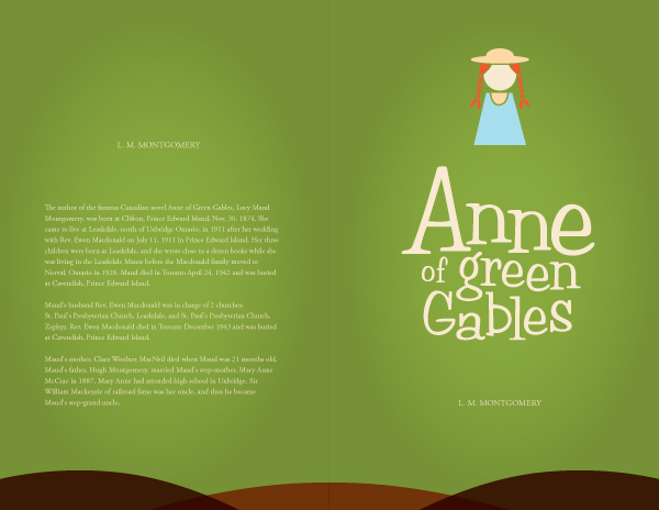 image from Anne of Green Gables group