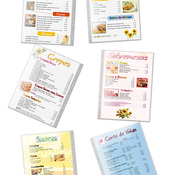image from Girassol - restaurant menus & ads group