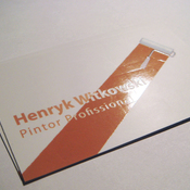 image from Henryk Business Card group