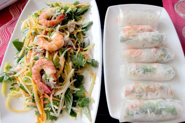 Eclectic Vietnam Restaurants