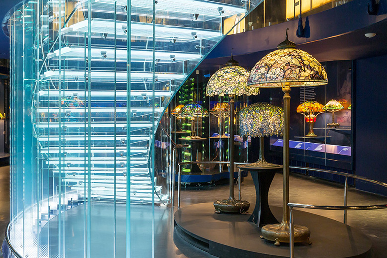 A louis comfort tiffany themed tour of new york city for Tiffany a new york